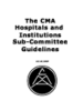 H&I Service Sub-Committee Guidelines