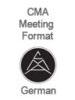 CMA-Besprechungsformat
